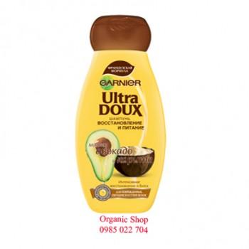 dau-goi-duong-am-garnier-ultra-doux-tinh-chat-bo