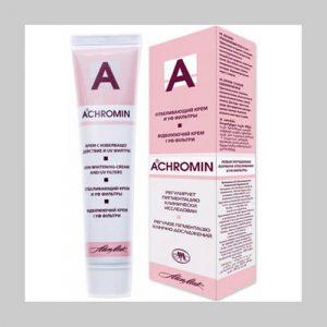 Kem trị nám Achromin của Nga giảm đốm tàn nhang - 45ml
