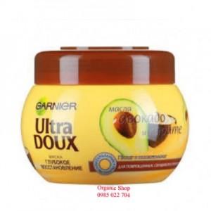 Kem ủ tóc Garnier Ultra Doux tính chất bơ