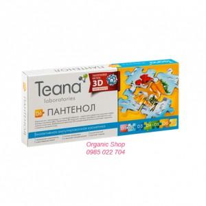 Collagen teana D6 của Nga - Serum collagen chống lão hóa và chảy sệ, làm săn chắc da