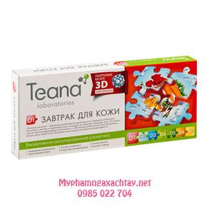 Collagen Teana D1 chống lão hóa da dùng buổi sáng