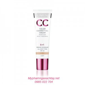 Kem nền Lumene CC Color correcting cream 6 in 1
