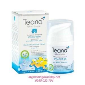 Kem dưỡng Teana CC cho làn da trắng sáng tự nhiên