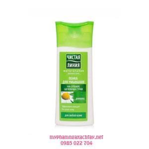 Sữa rửa mặt Pureline làm sạch sâu cho da khô