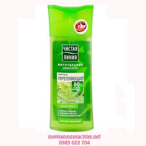 Dầu gội Pure Line chiết suất thảo mộc chống rụng tóc