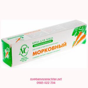 Kem dưỡng ẩm NC chiết suất cà rốt của Nga
