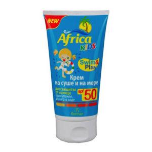 Kem chống nắng cho trẻ em Africa Kids SPF 50
