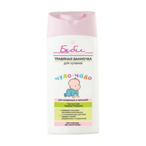 Sữa tắm thảo dược Miracle dành cho trẻ sơ sinh