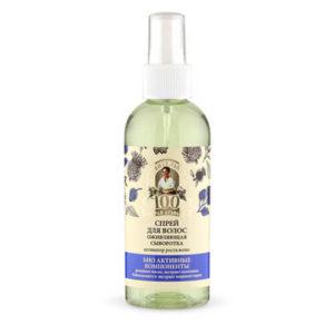 Xịt tóc Agafi herbs phục hồi hư tổn và kích thích mọc tóc
