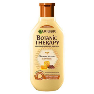 dau goi dau garnier tinh chat mat ong Dầu gội Garnier Botanic Therapy tinh chất mật ong chăm sóc tóc hiệu quả