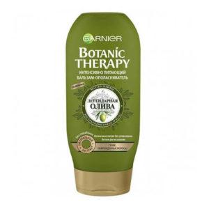 dau xa garnier tinh chat oliu Dầu xả Garnier Botanic Therapy tinh chất Oliu chăm sóc tóc hiệu quả