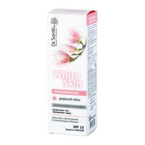 kem duong trang da mat drsante white skin Kem dưỡng trắng da ban ngày White Skin cho làn da trắng sáng, căng mịn.