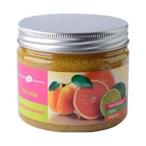 tay te bao chet gel scrub grapefruit lime apricot ava Tẩy tế bào chếttoàn thân cam chanh đào Grapefruit Lime Apricot Nga