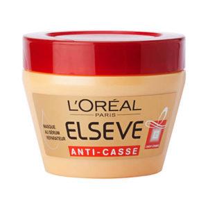 u toc loreal elseve anti casse Kem ủ tóc Loreal Elseve Anti- Casse dưỡng tóc bóng mượt, khỏe mạnh.
