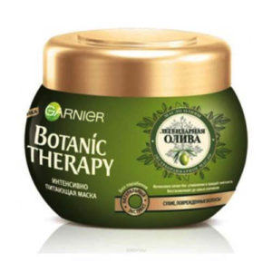 kem u toc garnier botanic therapy oliu Kem ủ tóc Garnier Botanic Therapy tinh chất oliu phục hồi tóc hư tổn