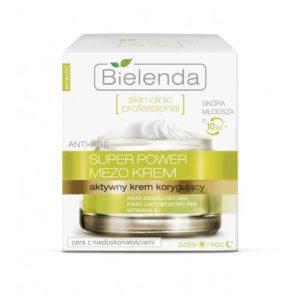 s l1000 Kem dưỡng trắng ngày đêm Bielenda Skin Clinic Professional khôi phục hoàn hảo mọi vấn đề da và chống lão hóa mặt