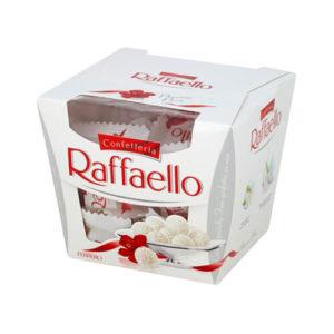 Kẹo raffaello socola bọc dừa Nga - 150gr