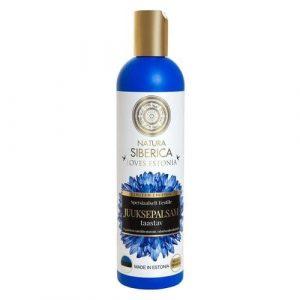 Dầu xả phục hồi tóc Loves Estonia Natura Siberica kích thích chân tóc, làm tóc bóng mượt, dưỡng tóc - 400ml