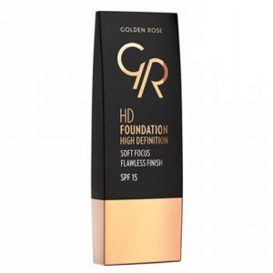 2 23 Kem Nền Golden Rose HD Foundation SPF 15