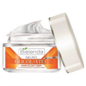2a74db5cd3dce6125297a8ae80669973d53e8385 1 1 1 Kem dưỡng Bielenda Glicol + Vit.C trẻ hoá, sáng mịn, cải thiện làn da và trị nám