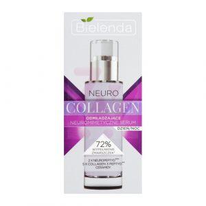 Serum Neuro Collagen Bielenda chống lão hóa xóa nhăn bổ trợ collagen 72% ( màu tím )