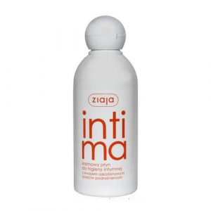 Dung dịch vệ sinh Ziaja Intima Balan bổ sung Axit Ascorbic - 200ml