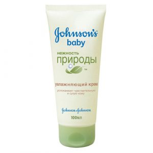 Kem dưỡng ẩm Johnson's Baby Nga cho bé và mẹ bị bong tróc, mẩn đỏ ngoài da, khô nẻ da do thay đổi thời tiết - 100ml