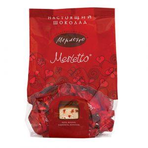 4a060726e691a676bf8514ac696f5abc Kẹo Chocolate Vị Anh Đào Merletto Hàng Nga 170g