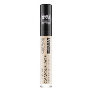 49323210 1845694168886817 7247636516044800000 n Kem Che Khuyết Điểm Lâu Trôi Catrice Liquid Camouflage High Coverage Concealer