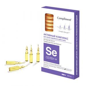 797453 Serum kích thích mọc tóc và ngăn ngừa rụng tóc Compliment Se Selen+