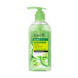 9b37a110d281c5aea70f77820e1b75da597e1d1d Gel rửa mặt chiết xuất dưa leo làm sạch bụi bẩn, ngăn ngừa dầu trên da Cucumber DR.Sante