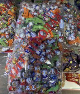 Kẹo socola gấu và những người bạn- 1kg