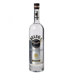Rượu Vodka Beluga 1,5 lít hàng xách tay Nga