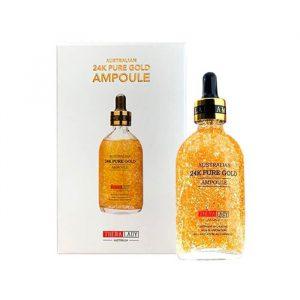 Serum Australia 24k Pure Gold Ampoule – 100ml