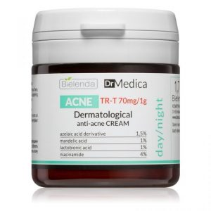 Kem dưỡng Bielenda Dr. Medica Anti-acne Dermatological giảm mụn, mờ thâm
