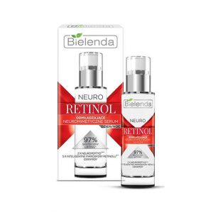 Tinh chất chống lão hóa Bielenda Neuro Retinol Advanced Moisturizing Serum Day/Night - 30ml