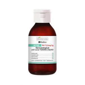 bielenda dr medica acne dermatologic anti acne face decolete 3119 115 0250 1 2 Nước hoa hồng Bielenda Dr Medica Acne Dermatological Anti- Acne Toning Liquid - 250ml