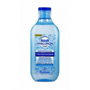 Nước tẩy trang cấp ẩm Aqua Floresan - 300ml